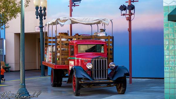 Disneyland Resort, Disney California Adventure, Hollywood, Land, Kellogg's