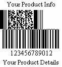 Databar Code 128
