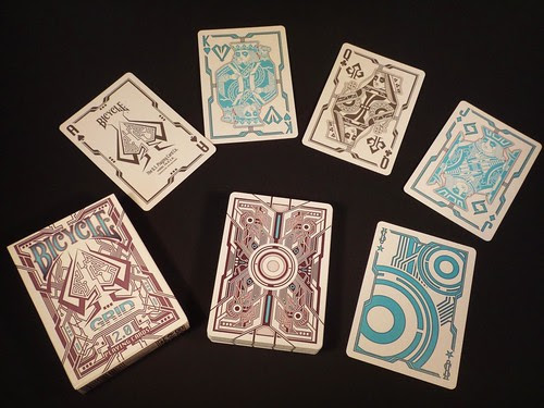 Grid 2.0 Playing Cards Deck