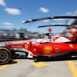 Vettel, el mejor en la tercera y última sesión libre
