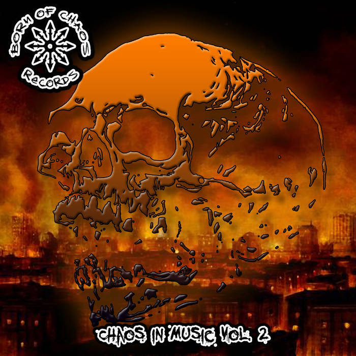 Chaos In Music Vol. 2 cover art