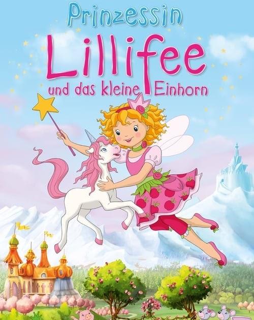 HD Lily la princesa hada y el pequeño unicornio (2011 ...