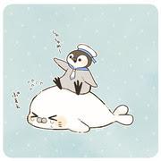 何これ可愛い ペンギン Pixiv年鑑β