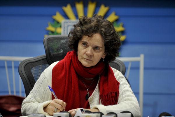 Marta Azevedo não confirma que demissão tem correlação com conflitos dos indígenas com a polícia