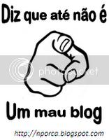 Prémio atribuído, em 19/11/2007, por Miguel Brito, do Blog A Minha Matilde & Ciª