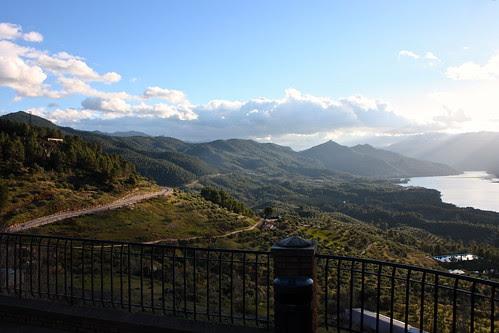 Tranco reservoir, Sierra de Segura, Spain