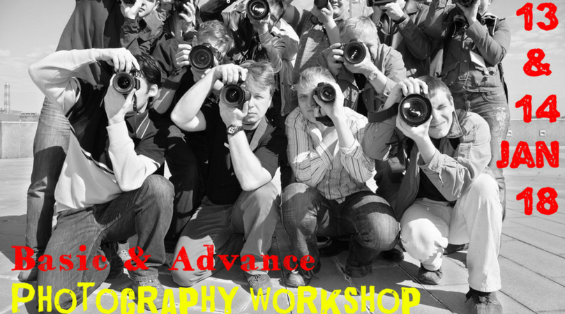 Basic and Advance Photography Workshop