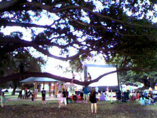 Children on Tree