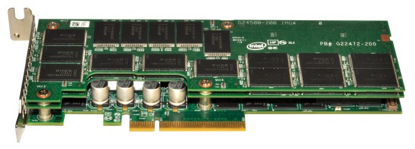Intel announces 910 Series of PCI-Express SSD solutions for enterprise customers
