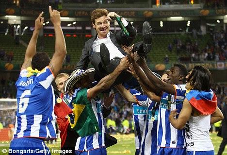 FC Porto 2010-2012 (55 Laga)