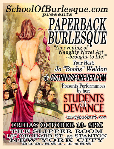 Paperback Burlesque 6