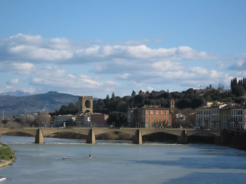 38-Florence on the Arno
