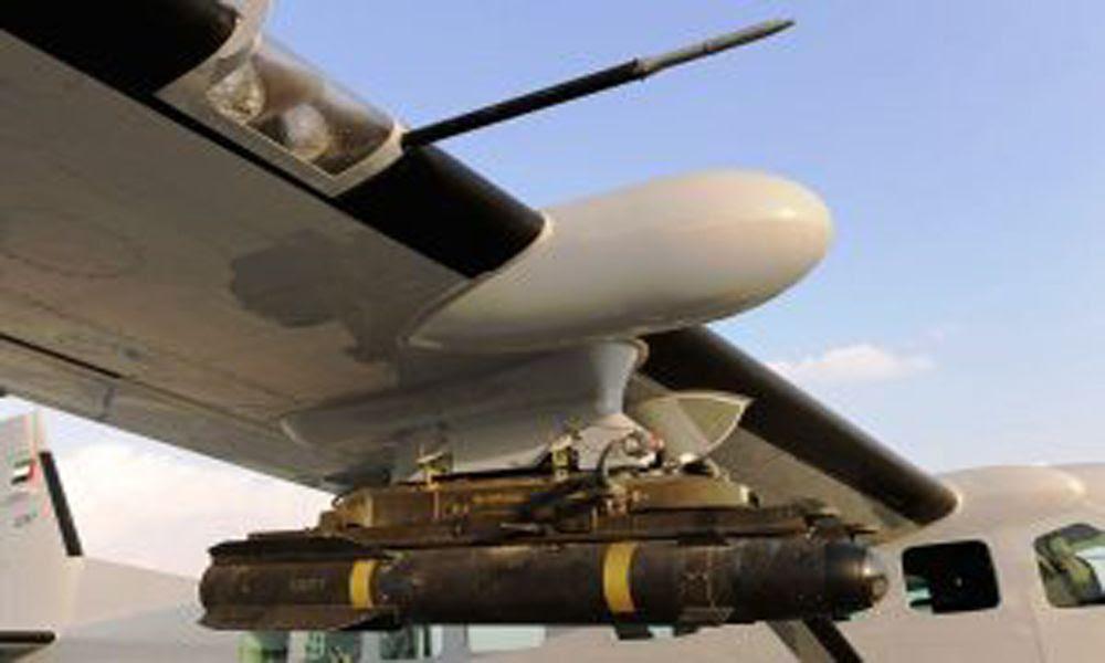 Resultado de imagen para aeronaves AC-208-ISR