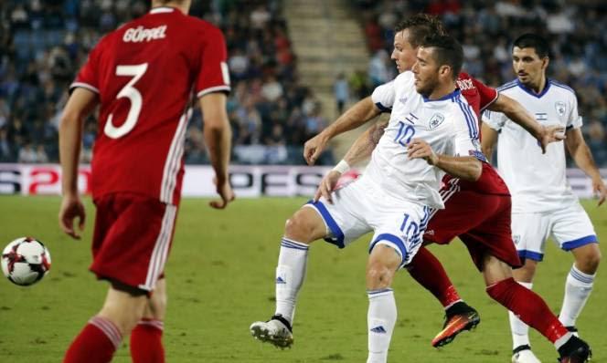 Nhận định Liechtenstein vs Israel 01h45, 07/10 (Vòng loại World Cup 2018 khu vực Châu Âu)