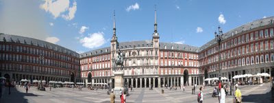 Plaza Mayor Foto