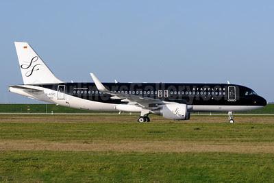 Starflyer Airbus A320-214 WL D-AVVC (JA22MC) (msn 5862) (Sharklets) XFW (Gerd Beilfuss). Image: 921070.