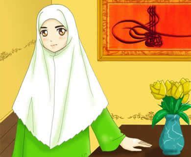 hijabku wasiat cinta ibu