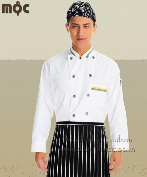 đồng phục bếp tphcm