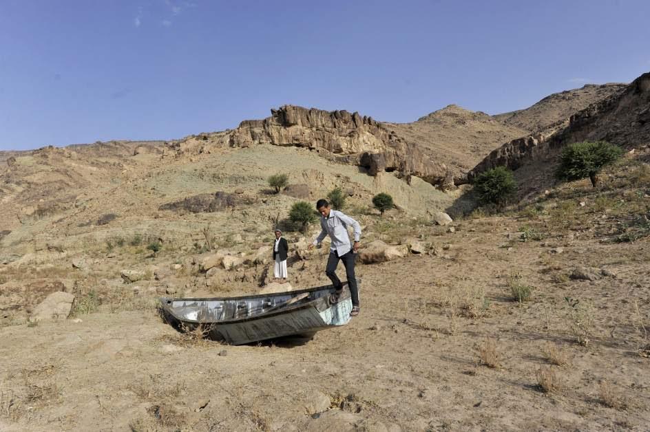 Sequía prolongada en Iêmen