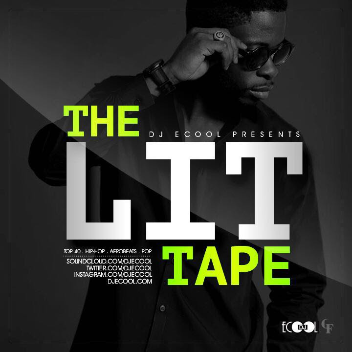 DJ Ecool The Lit Tape Art