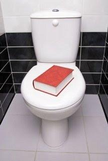 Lectura en el baño