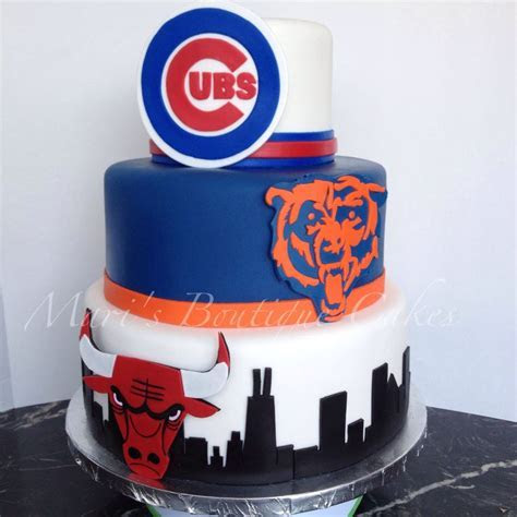 25  best ideas about Chicago Bulls Cake on Pinterest