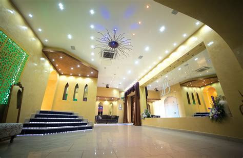 Banqueting Suites, Asian Wedding Halls, Venues in West