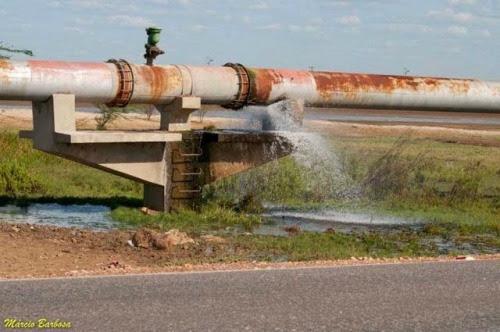 Resultado de imagem para falta d'água rn macau