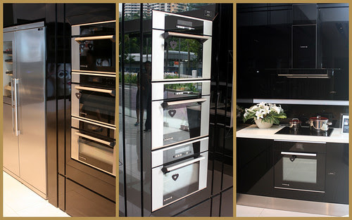 De Dietrich dream kitchen appliances