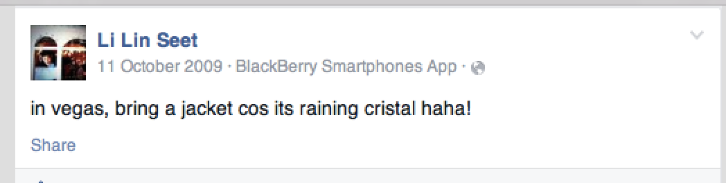 Raining Crystal – jenama minuman champagne paling mahal di dunia – adakah ini bagi menunjukkan tanda kesyukuran mereka pada wang dana pembangunan dari Malaysia?