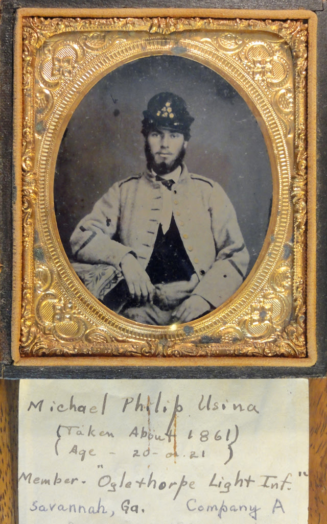 Michael Philip Usina