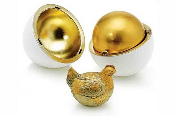 Resultado de imagen para fabergé el primer huevo imperial
