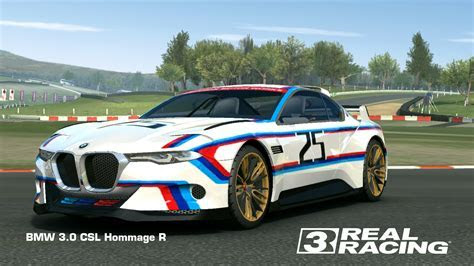 BMW 3.0 CSL Hommage R   Real Racing 3 Wiki   FANDOM powered by Wikia