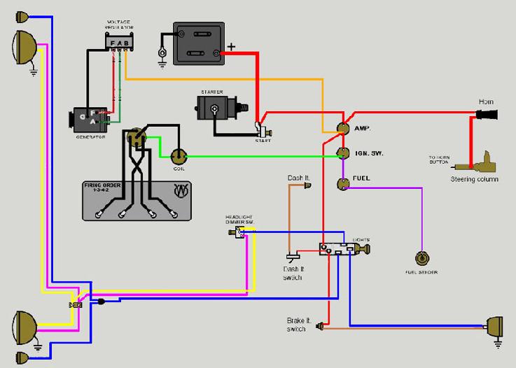 1958 Willys Wiring Diagram 1989 Mercedes 300e Wiring Diagram For Wiring Diagram Schematics