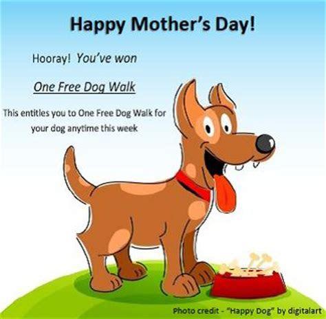 Free Dog Walk! Free Make Her Smile eCards, Greeting Cards