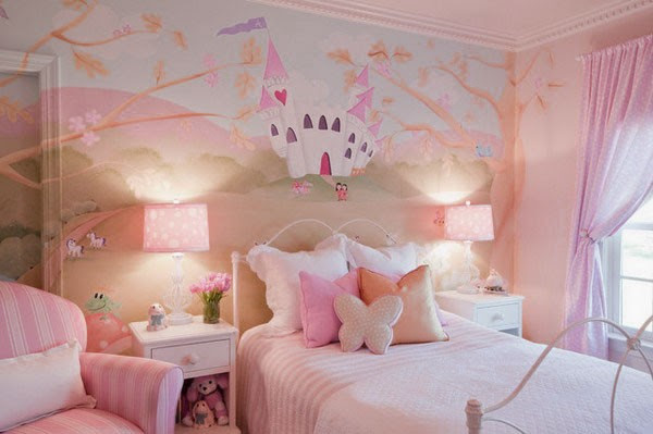 Little Girl Princess Bedroom Ideas Home Decor Ideas
