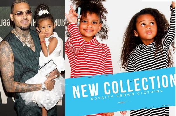 photos chris brown 39 s 3year old daughter royalty is launching her own fashion line 39 royalty. Black Bedroom Furniture Sets. Home Design Ideas