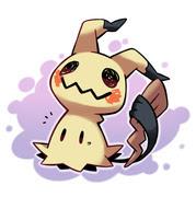 Pokemon ミミッキュ Pixiv年鑑β