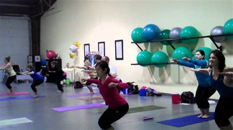 piyo strength instructor training oregon youtube
