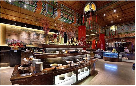 圓山大飯店-松鶴廳/圓山/吃到飽/松鶴廳/午餐/晚餐/自助/自助吧