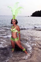 St.Lucia Carnival 2008: Atlantis' Costume Differences