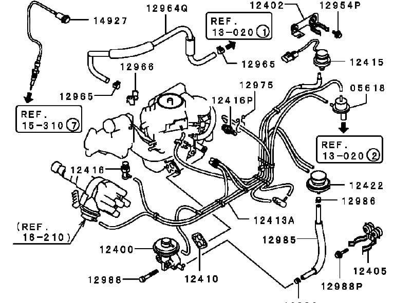 Wiring Diagram Of Mitsubishi L300 FULL HD Quality Version ...