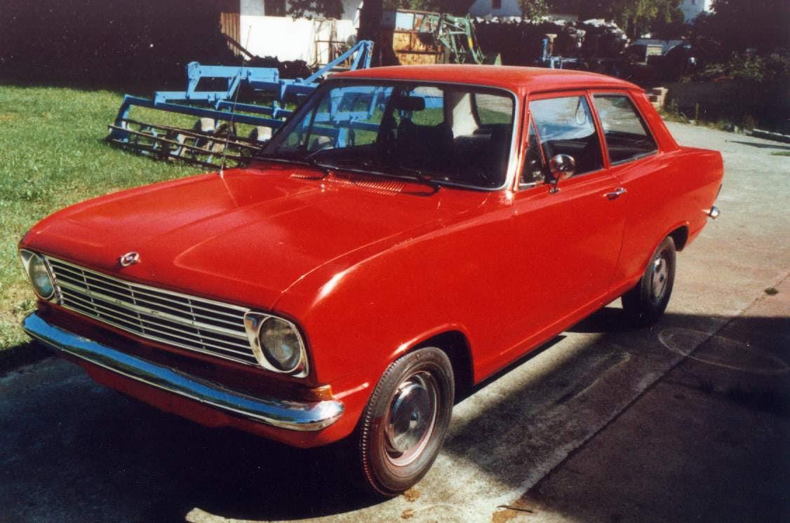 Opel Kadett B 1,1 1972