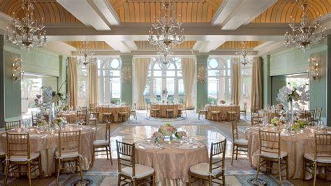 California Wedding Venue: Hotel Casa Del Mar in Santa