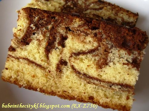 Marble Cake Recipe In Hindi