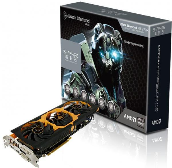 Sapphire Radeon R9 270X Black Edition (1)