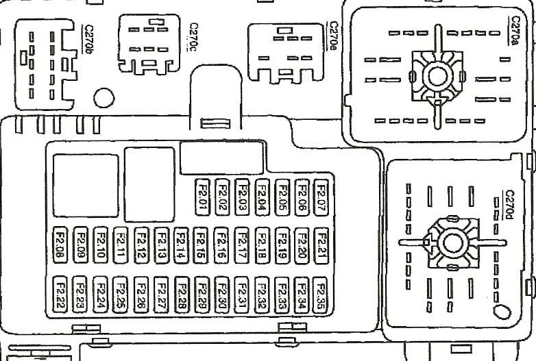 Diagram Lincoln Ls 2002 Fuse Box Diagram Full Version Hd Quality Box Diagram Diagramah Cscervino It
