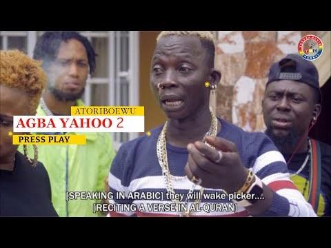 Movie: Agba Yahoo Part 2 Latest Yoruba Movie 2020