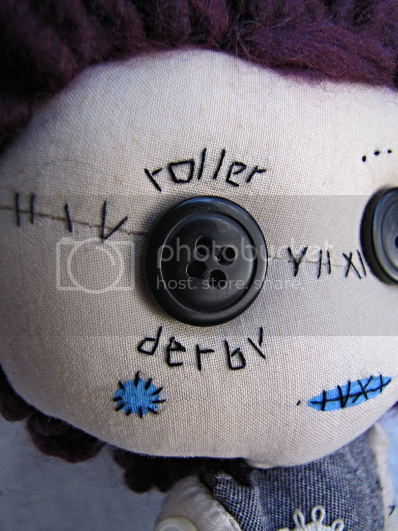 roller derby handmade doll by Indietutes photo 95bdd3f2-5922-424c-8504-f7d8bd7cda8e.jpg