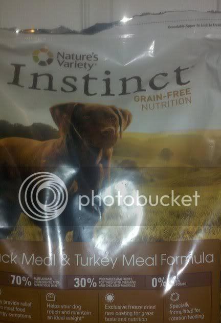 Instinct Dog Food Reviews Site Dogfoodadvisor Com